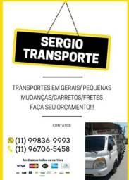 Carretos mudanças fretes transportes