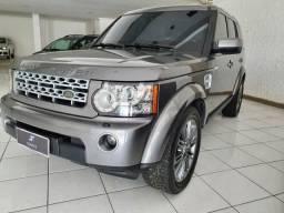Land Rover Discovery 4 Blindada - 2011