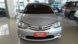 Etios Sedan Xls 1.5 Único dono - 2017