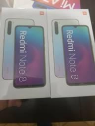 Xiaomi Redmi Note 8 64gb Novo Original com Garantia