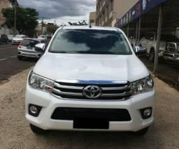 Toyota Hilux 2.8 tdi Srv CAB.dupla 4x4 Aut. 4p - 2018