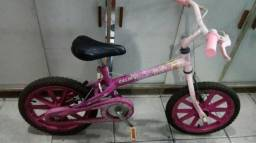 Bicicleta aro 16 reformada