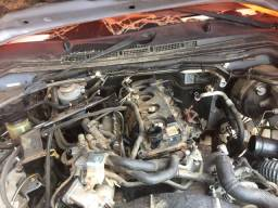 Caixa Câmbio Mecânico Nissan Frontier 2.5 Xe Diesel 2011