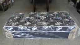 Cama box solteiro nova $ 220 a vista!