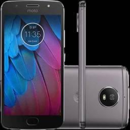 Smartphone Motorola Moto G5s XT1792 Prata com 32GB,