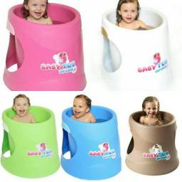 Banheira Terapêutica Pra Bebê Ofurô 12-48 Meses Babytub - Frete Gratis