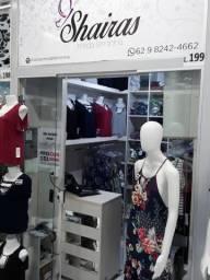 Loja 199 - Vendo Loja quitada no térreo Mega Moda Shopping na 44