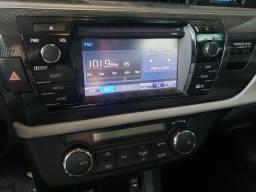 Central multimídia Corolla 2015 a 2017
