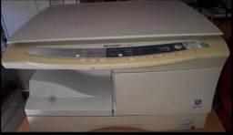 Vendo duas Impressora Sharp toner e HP 2546 cartucho ZAP 62- *