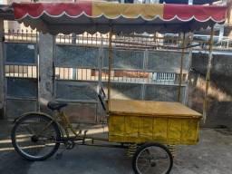 Bicicleta para transporte