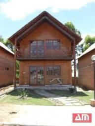 Casa com 3 dormitórios à venda, 105 m² por R$ 340.000 - Gravatá/PE