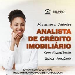 Vaga para Analista de Crédito Imobiliário - Apenas com Experiência (Teresina - PI)