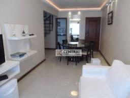 Apartamento Duplex com 3 dormitórios à venda, 205 m² por R$ 530.000 - Rio Vermelho - Salva