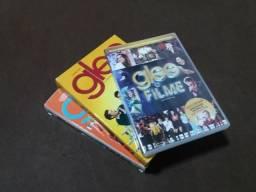 Box DVDS Glee 1° e 2° temporada + DVD Glee O filme