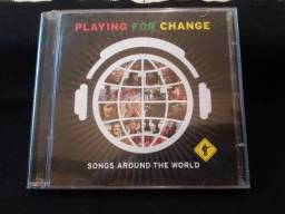 CD e DVD Playing For Change - Songs Around The World (Originais)