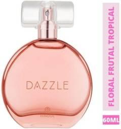 Perfume dazzle collor champagne 60ml feminino - FLORAL FRUTAL ORIGINAL HINODE