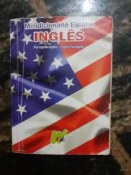 Minidicionario Escolar De Inglês/Portugues