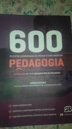 Livro para Concursos em Pedagogia