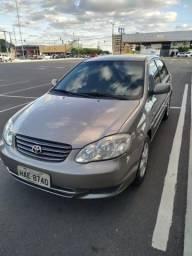 Corolla xei 1.8 16V - 2003