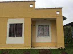 Alugo casa em condomínio no bairro novo