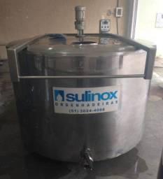 Resfriador tanque de leite 1000l Sulinox - 220v