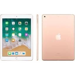 Título do anúncio: IPad 6 Apple 32GB Dourado Tela 9.7? Retina - Proc. Chip A10 Câm. 8MP