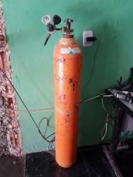 Cilindro Gás Hélio