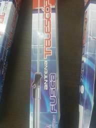 Antena telescópica para fusca logus nova na embalagem