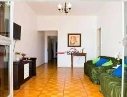 Apartamento com 4 dormitórios para alugar, 140 m² por r$ 4.200,00/mês - glória - rio de ja