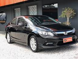 Honda Civic 2.0 LXR, flex Automático - 2014