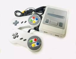 Super Mini Videogame Jogos Classicos 8bits 3000 Jogos E 2 Controles