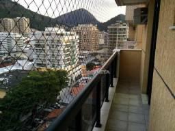 Flat para alugar, 45 m² por R$ 2.800,00/mês - Botafogo - Rio de Janeiro/RJ
