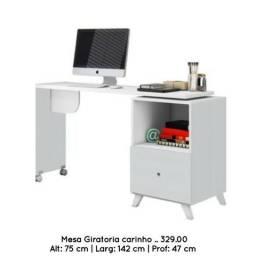 Mesa para computador Carinho - Entrega hoje
