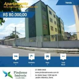 Apartamento em Jacaraípe, 1 quarto
