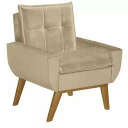 Cadeira poltrona decorativa Ester T728