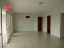 Apartamento com 3 dormitórios para alugar, 174 m² por r$ 3.800/mês - jardim botânico - rib