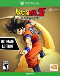 Dragon Ball Z Kakaroto Xbox One - Lançamento