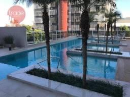 Apartamento com 2 dormitórios para alugar, 58 m² por r$ 2.400,00/mês - ribeirânia - ribeir