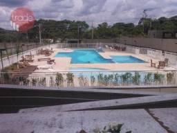 Apartamento com 3 dormitórios para alugar, 128 m² por r$ 2.500/mês - vila do golf - ribeir