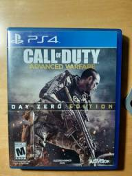 PS4 - Call of Duty - Advanced Edition