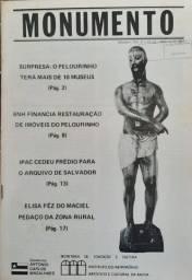 Revista Monumento - Fund.patrimônio Cultural Bahia Nº 8 A 13