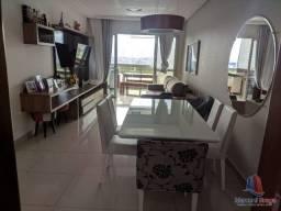 Apartamento 3 quartos com vista deslumbrante pro canal de Guarapari