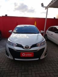 Toyota Yaris Sedan - Excelente opção para motoristas de aplicativos!