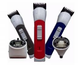 Máquina De Cabelo Nova Nhc-2012 3 em 1 Cabelo, Barba E Nariz - Minichina