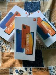 Xiaomi redmi 9c 64gb novos disponíveis pronta entrega