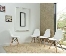 Cadeiras Eiffel brancas - Em ótimo estado