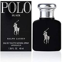 Polo Black Masculino Eau De Toilette 40 ML Original.