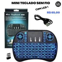 Mini Teclado sem fio - Loja PW STORE