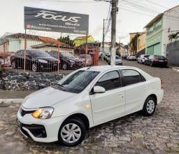 Etios Sedan XS 1.5 2018 Novíssimo