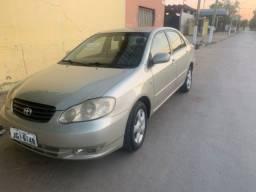 Corolla 2003 xei manual